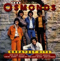 Cover The Osmonds - Greatest Hits [1994]